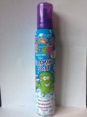 Crazy Soap Foaming Gel - Blue Foam