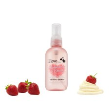 Strawberries and Cream - Body Mist - 100 ml.