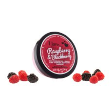 Raspberry and Blackberry - Body Butter - 200 ml.