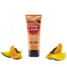 Mango and Papaya - Hand Cream - 75 ml.