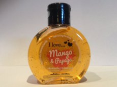 Mango and Papaya - Cleasing Gel Hand - 65 ml