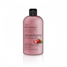 Strawberry and Pomegranate - Bath and Shower Gel - 500 ml