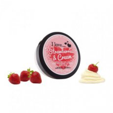 Strawberries and Cream - Body Butter - 200 ml.