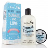 Bubble and Love - Bath and Butter - Coconut and Cream