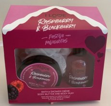 Raspberry & Blackberry - Festives Favourites