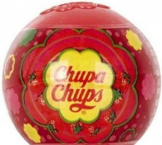 Strawberry, Chupa Chups - Lip Smacker