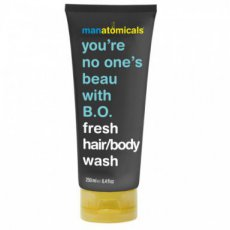 Your no one's beau with B.O. - 250 ml - Anatomicals
