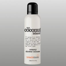 My Coconut Island - Creamy Shower Mousse - 200 ml