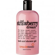 Iced Strawberry Dreams - Bath and Shower - 500 ml.