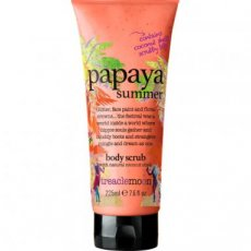 Papaya Summer - Scrub - 225 ml.